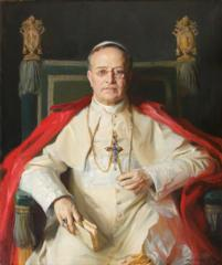 Pope Pius XI. Source: pintertest.com